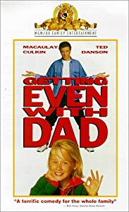 Getting Even With Dad (1994-2000 VHS)