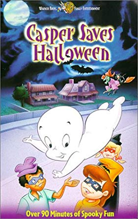 Casper Saves Halloween (1998-2001 VHS)