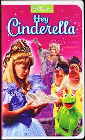 Hey, Cinderella! (1994 VHS)
