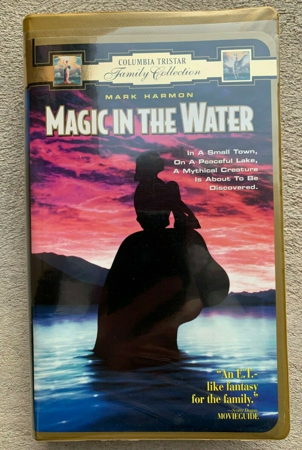 Magic in the Water (1996 VHS)