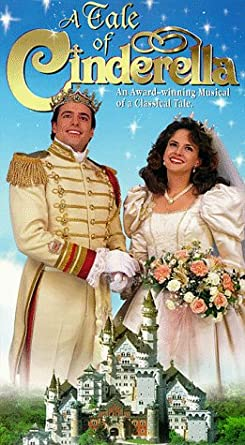 A Tale of Cinderella (1997-2000 VHS)
