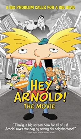 Hey Arnold: The Movie (2002 VHS)