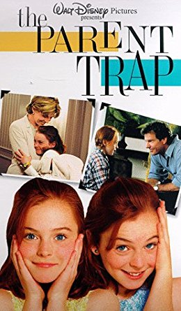 The Parent Trap (1998 VHS/DVD)