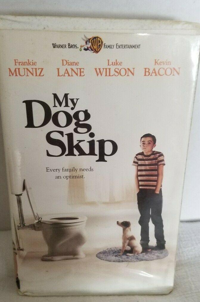 My Dog Skip (2000 VHS)