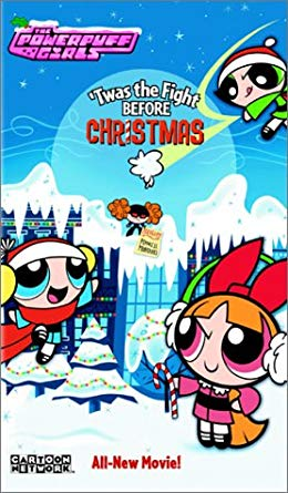 The Powerpuff Girls: Twas the Fight Before Christmas (2003 VHS)