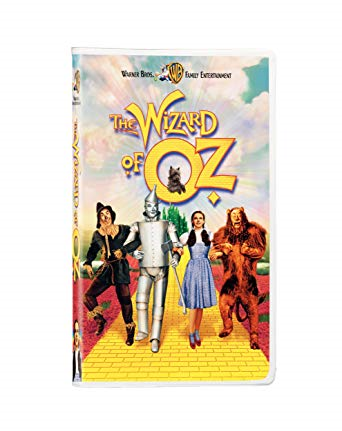 The Wizard of Oz (1999-2003 VHS)