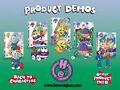 HE Catalog Demos Screen (1998)
