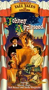 Shelley Duvall's American Tall Tales & Legends: Johnny Appleseed (1998 VHS)
