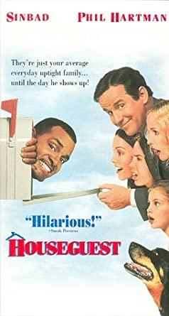Houseguest (1995 VHS)