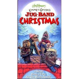Emmet Otter's Jug-Band Christmas (1996 VHS)