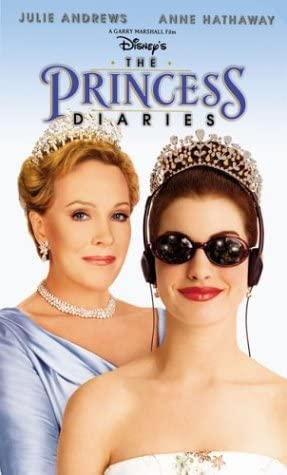 The Princess Diaries (2001 VHS/DVD)