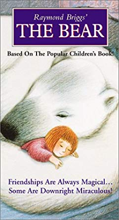Raymond Briggs' The Bear (1998-2001 VHS)