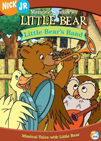 Little Bear: Little Bear's Band (2005 DVD)