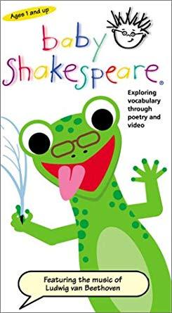 Baby Shakespeare (2000-2004 VHS)