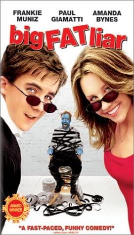 Big Fat Liar (2002 VHS)