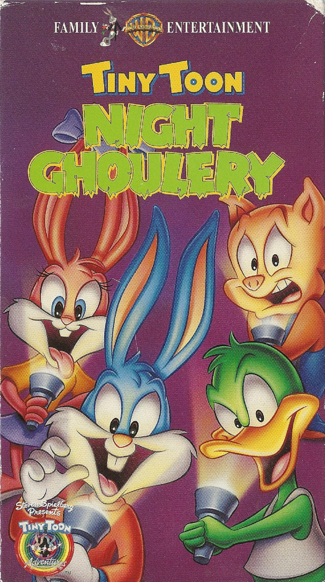 Tiny Toon: Night Ghoulery (1996-2001 VHS)