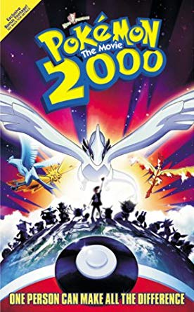 Pokemon The Movie 2000 (2000 VHS)