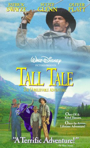 Tall Tale (1995 VHS)