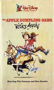 The Apple Dumpling Gang Rides Again (VHS)