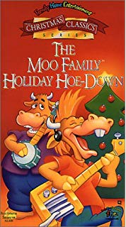The Moo Family Holiday Hoe-Down (1995-1996 VHS)