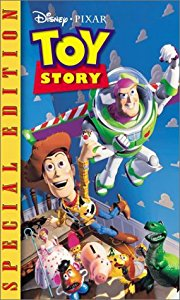 Toy Story (1999/2000 VHS)