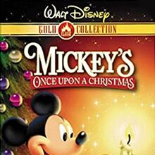 Mickey S Once Upon A Christmas Vhs Dvd Angry Grandpa S Media Library Wiki Fandom