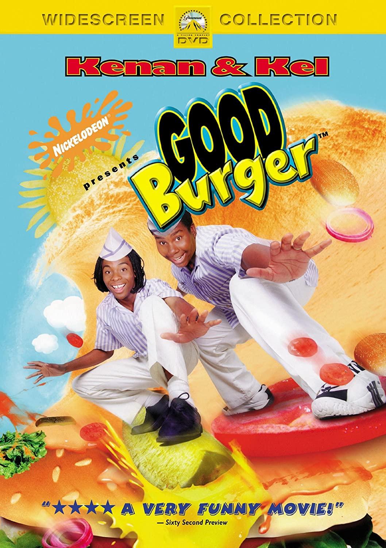 Good Burger (2003 DVD)
