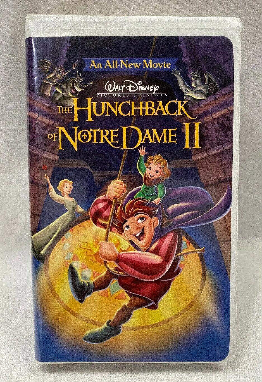 The Hunchback of Notre Dame II (DVD/VHS)