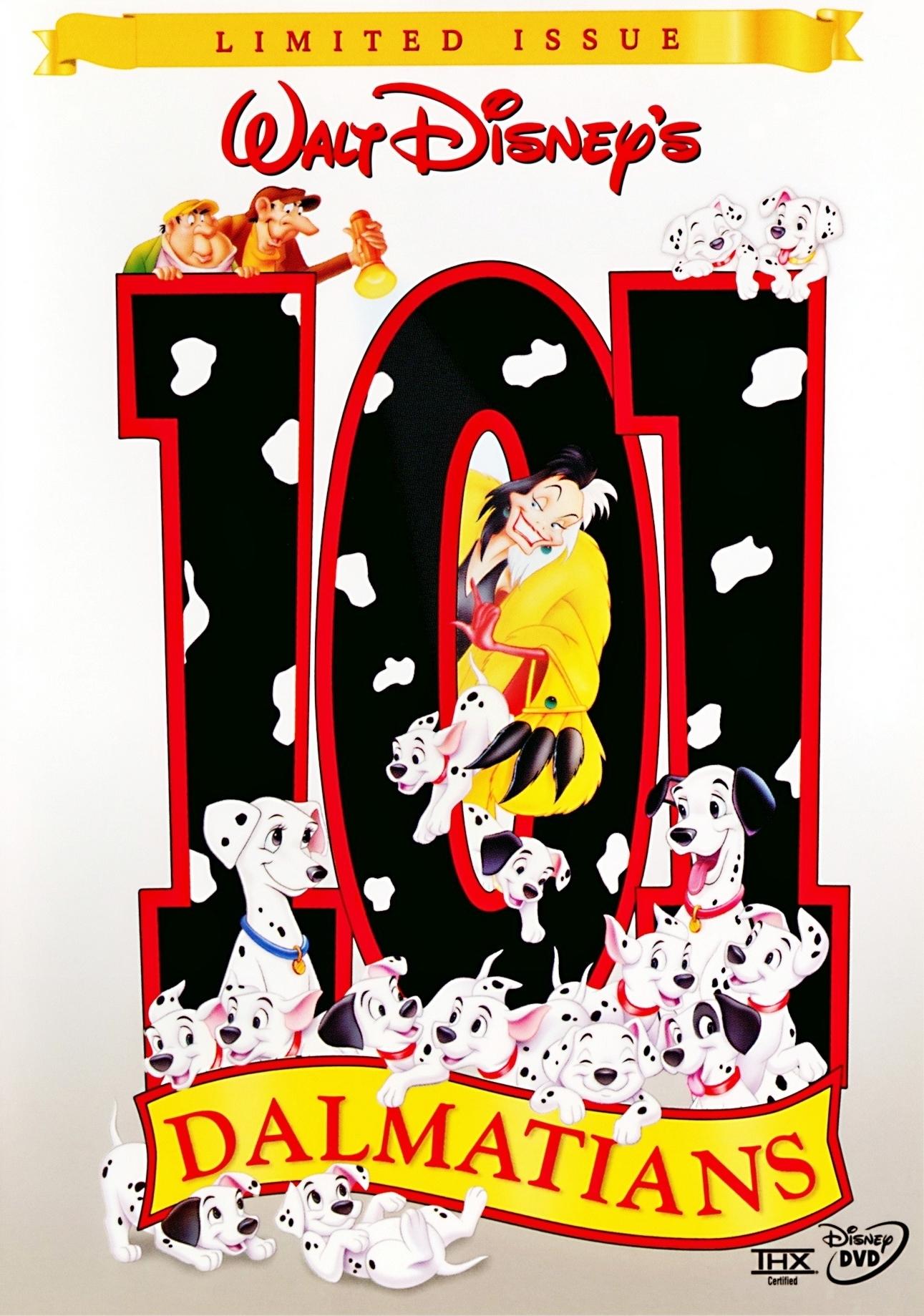101 Dalmatians (1999 DVD)