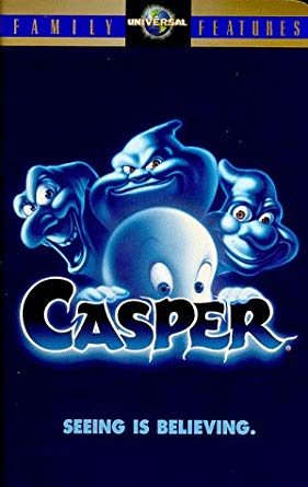 Casper (1995-2003 VHS)