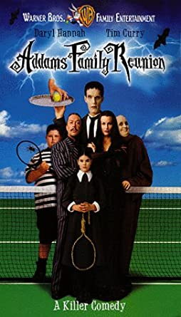 Addams Family Reunion (1998-2001 VHS)