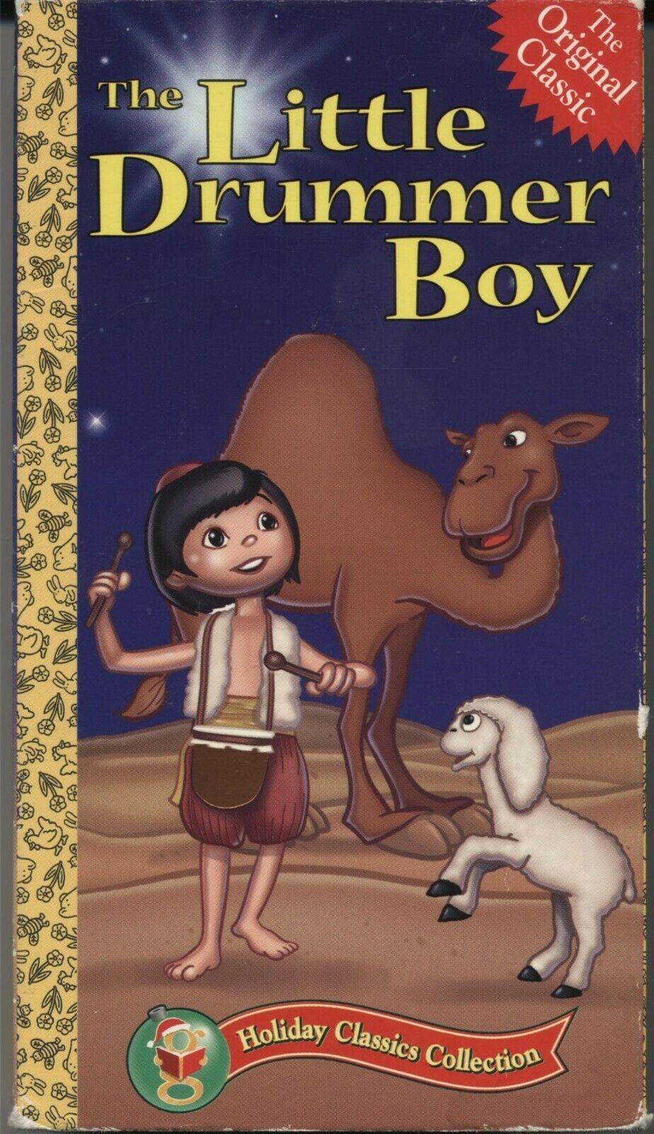 The Little Drummer Boy (Golden Books Family Entertainment)