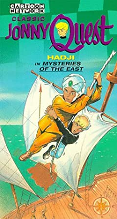 Classic Jonny Quest: Hadji in Mysteries of the East (1996 VHS)