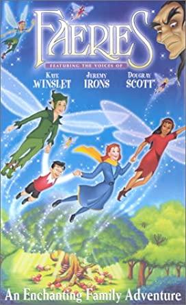 Faeries (2000 VHS)