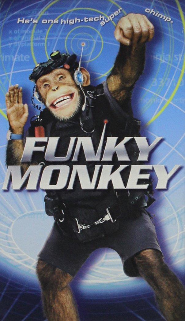 Funky Monkey (2005 VHS)