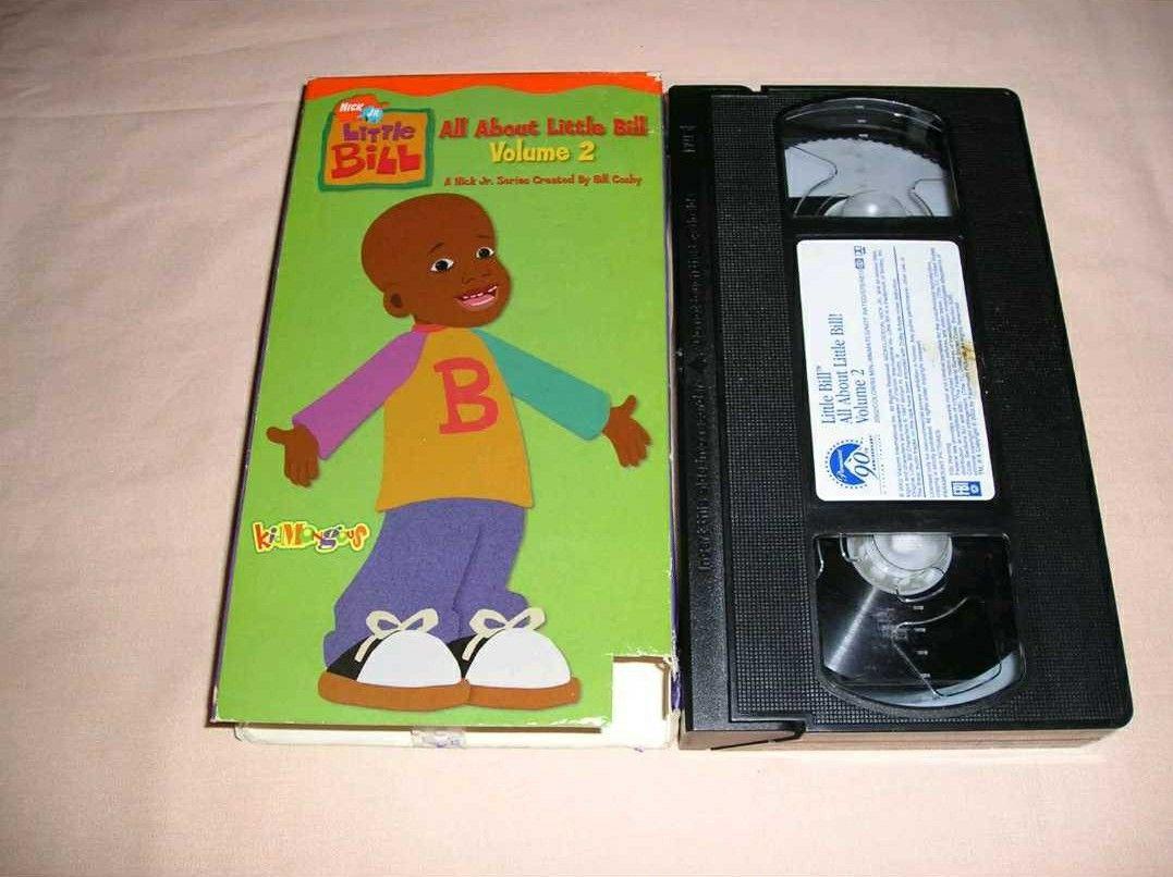 Little Bill: All About Little Bill Volume 2 (2002 VHS)