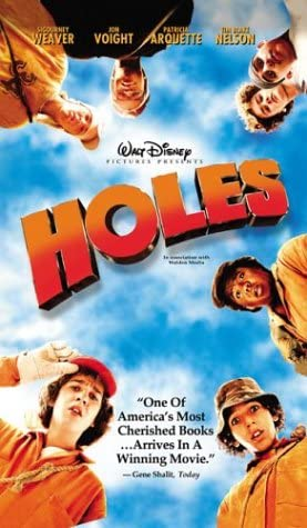 Holes (2003 VHS)