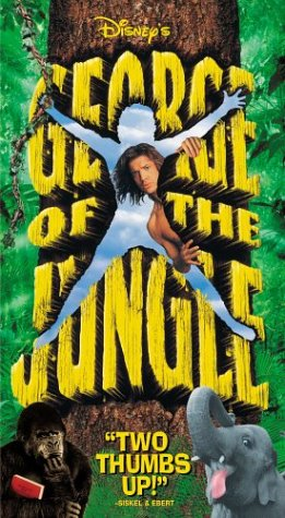 George of the Jungle (1997 VHS)