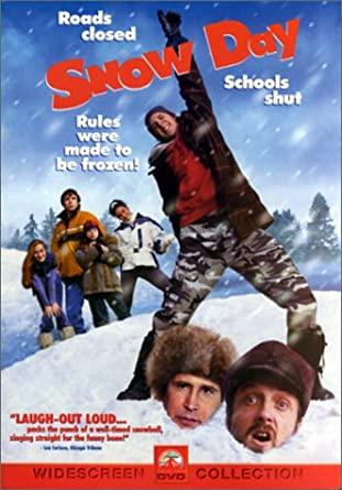 Snow Day (2000 DVD)