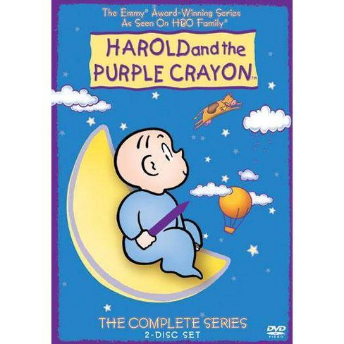 Harold and the Purple Crayon: The Complete Series (2004 DVD)