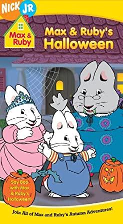 Max & Ruby: Max & Ruby's Halloween (2005 VHS)