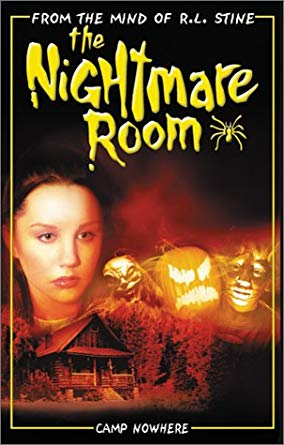 The Nightmare Room: Camp Nowhere (2002 VHS)
