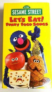 Let's Eat! Funny Food Songs (1999 VHS).jpg
