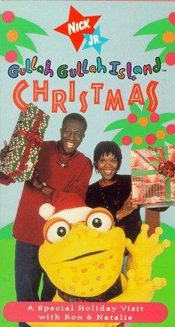 Gullah Gullah Island Christmas (1998 VHS)