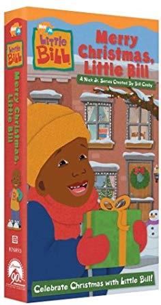 Little Bill: Merry Christmas, Little Bill (2002 VHS)