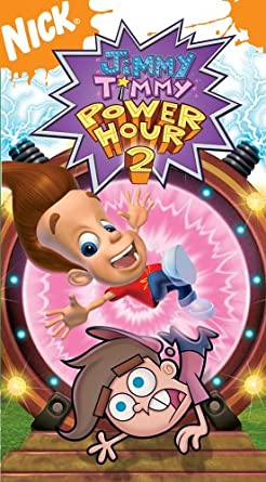 Jimmy Timmy Power Hour 2 (2006 VHS)