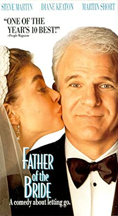 Father of the Bride (VHS/DVD)