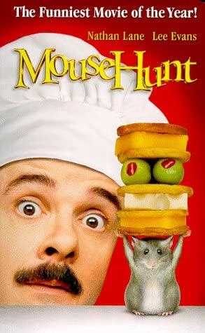 Mouse Hunt (1998 VHS)
