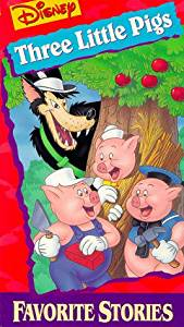 Disney Favorite Stories: Three Little Pigs