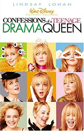 Confessions of a Teenage Drama Queen (2004 DVD/VHS)